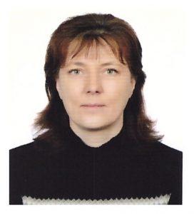 Афончикова Нина Борисовна