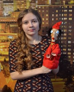 Хведченя Оксана Валерьевна